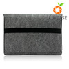 factory wholesale good sale Laptop felt bag for ipad fashion felt tablet case