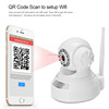 Monitoring Security Equipment Night Vision Motion Detection HD Wifi Wireless Intelligent Network Camera