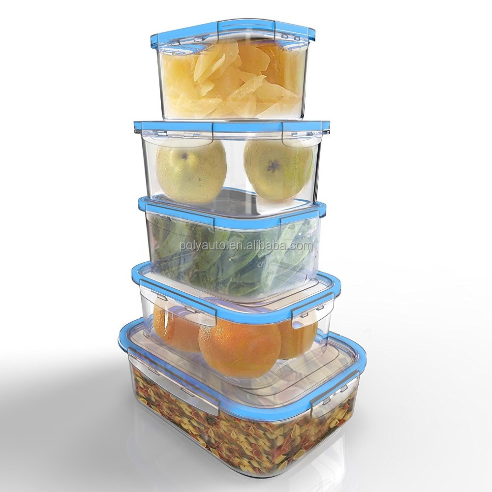 Glass Food Storage Containers - 18-Piece Set - BPA Free and Microwave Safe without Lids - Perfect for Meal Prep
