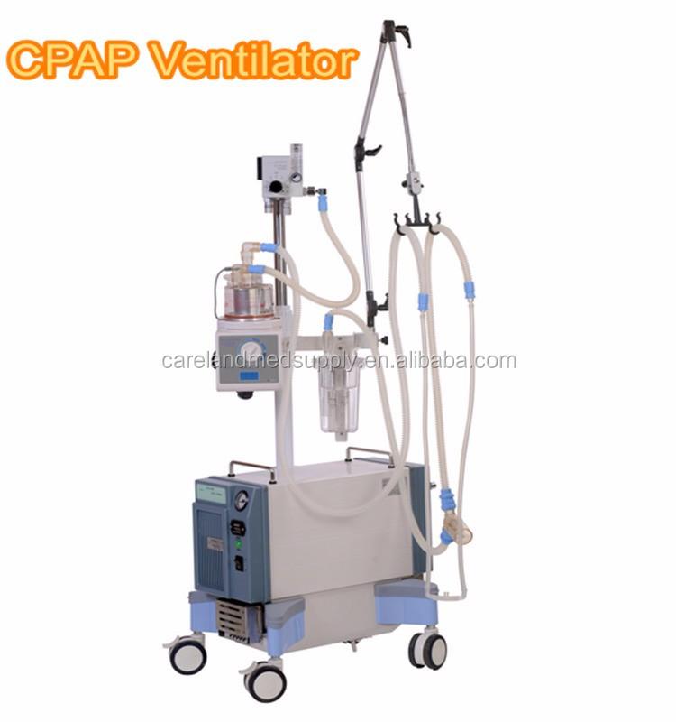 Medical Infant Pediatric Cpap Ventilator Machine With Air ...