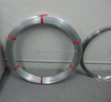 hot dip galvanized oval steel wire