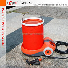 portable Cleaning equipment with multifunctional spray gun