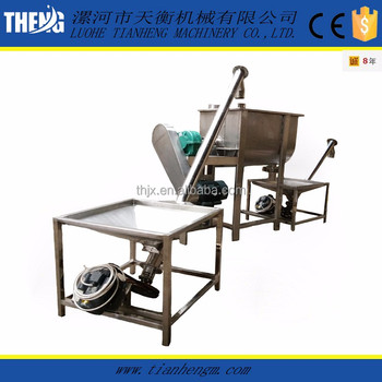 wheat flour Screw Conveyor For powder products chemical