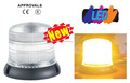 New Hot selling LED Warning light, Car Warning Beacon(KF-WB-42-LED,Clear Cover)