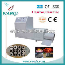 2013 new design Energy saving hardwood charcoal machine barbecue fuel from direct manufacturer Wanqi