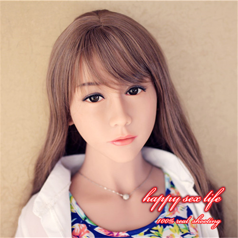 Lifelike Real Full Silicone Sex Dolls 156cm Solid Silicone Love Doll For Men beautiful little girl sex dolls photo