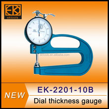 starrett thickness gage