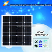 A-grade cell high efficiency pv panel 30W