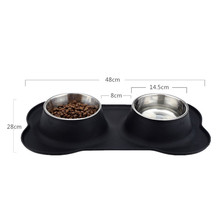 New brand 2017 suction cup pet bowl for promotion