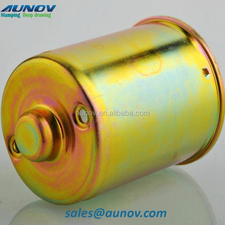High quality metal deep drawing electric motor housing