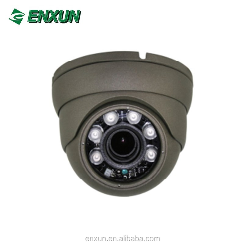 Shenzhen ls Enxun 720p Hybird HD 1mp CCTV camera waterproof dome camera