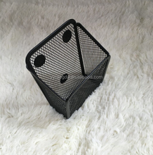 Items Magnetic Metal Mesh Holder /Pen Holder
