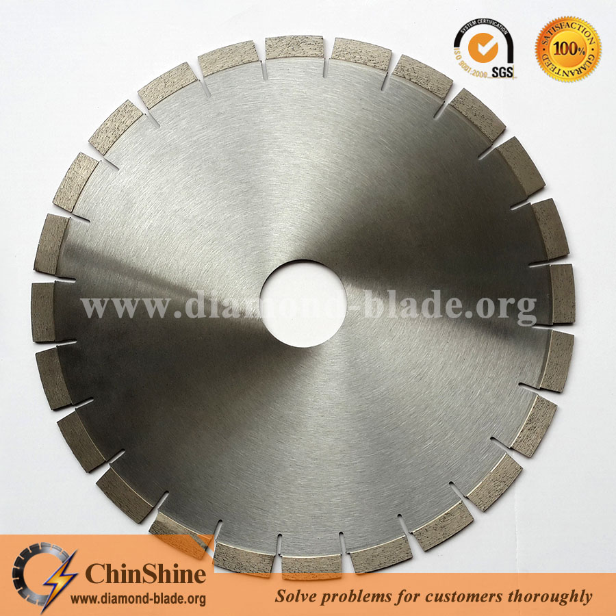 Best Quality 350mm Segmented Diamond Blade for Granite Tile Edge Cutting