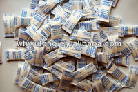 2g silica gel pack for shoes non-toxic pollution,silica gel desiccant