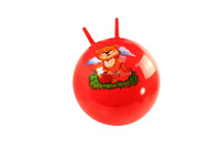 PVC 9inch colourful toy printing animal toy ball/bouncy balls 35mm