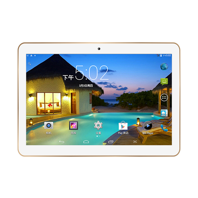 China Factory High Quality 10.1 inch 1280x800 IPS Android 5.1 Tablet Pc