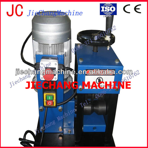 CE Approved Copper Wire Stripping Machine / Wire Stripper / Wire Peeling Machine