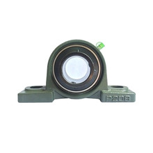 Aluminum alloy pillow block bearing p208 for industrial fabricated machine