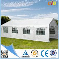 All Weather Durable wedding tent 10'x30' canopy