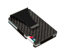 2019 Carbon Fibre Slim <strong>Wallet</strong>, Slim <strong>Wallet</strong> &amp; RFID Blocking Front Pocket <strong>Wallet</strong>, Minimalist <strong>Wallet</strong> for Men And Women
