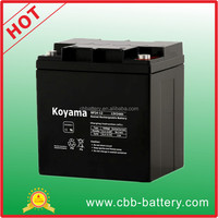 12V 24ah VRLA AGM battery for car audio
