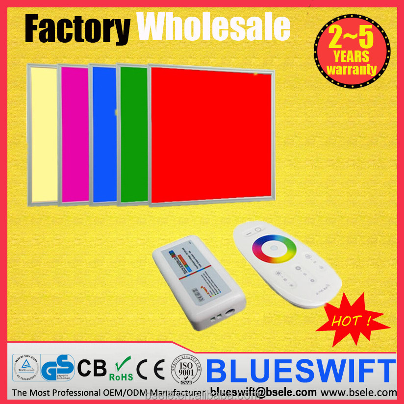 600 600mm Colour Changing LED Panel Light