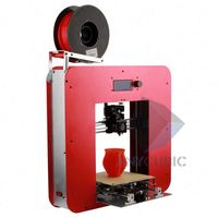2016 hot sale desktop 3d printer up