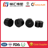 Superior quality Tear Resistance compactor rubber damper