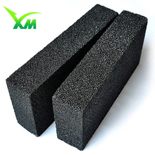 Building China cellular foam glass foam anti heat material glass insulation for pipes