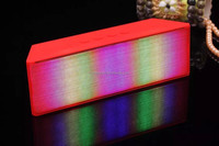 2015 Newest Factory Price wooden speaker box LED Display made in china