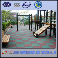 10 50mm Thick Environmently Friendly Rubber