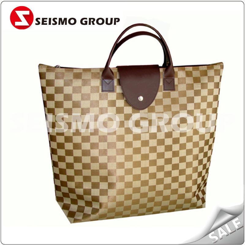 paper laminated promotional shopping bag jute tote bags