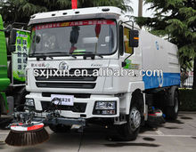 Shaanxi Road cleaning vehicles for sale