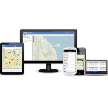 High Sensitivity Chip GPS Tracking System Vehicle Free Software Tracking