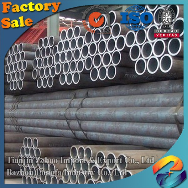 API 5L X52 oil and gas seamless steel tube factory direct sale