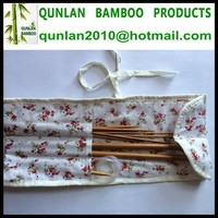 Many Types Bamboo Knitting Needle Sets