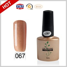 2015 China Best Customized Logo Three Step Islamic Nail Polish