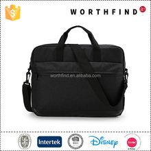 Fashion new design custom unisex notebook hand carry computer laptop bag