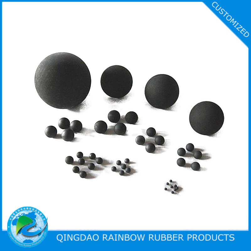 Silicone Rubber Ball For Valves And Pumps