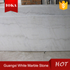 whole sale pure white marble polished