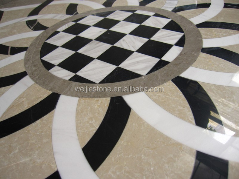 Exquisite Ceramic Tile Floor Medallions Exquisite Ceramic Tile