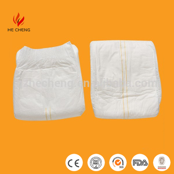 Wholesale Unisex Cheap Custom Adult Diapers