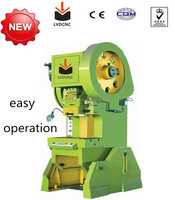 CNC automatic eyelet punching machine used for metal, electronic punching machine