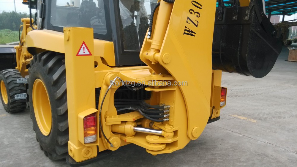 competitive price china backhoe loader