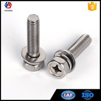 China Supplier Phillips Assembly Recessed Hex Head Screw