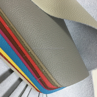 embossed microfiber leather for car seat and furniture, chair and sofa usage