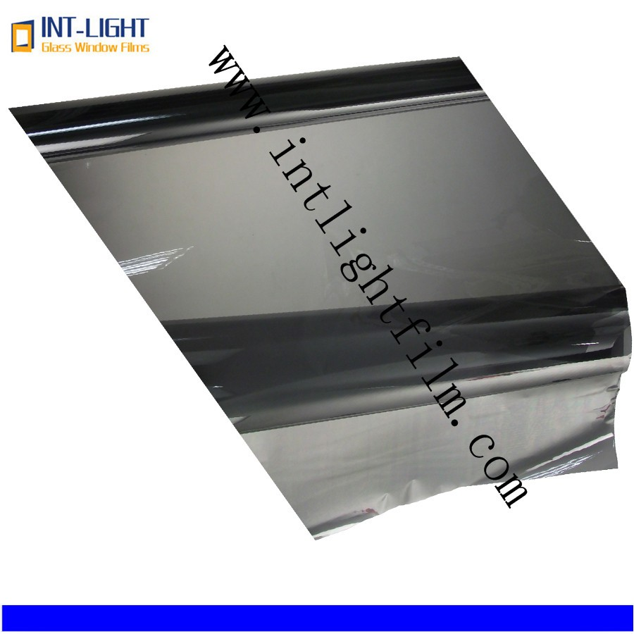 High definition scrape resistant 2 mil Giant carbon resin coloring heat insulated low reflective film