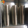 Media of high quality activated carbon filter fabrication