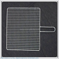 Customized Stainless Steel Barbecue Wire Mesh