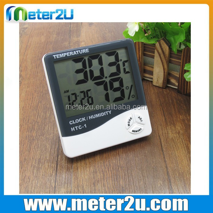 household used digital remote thermometer